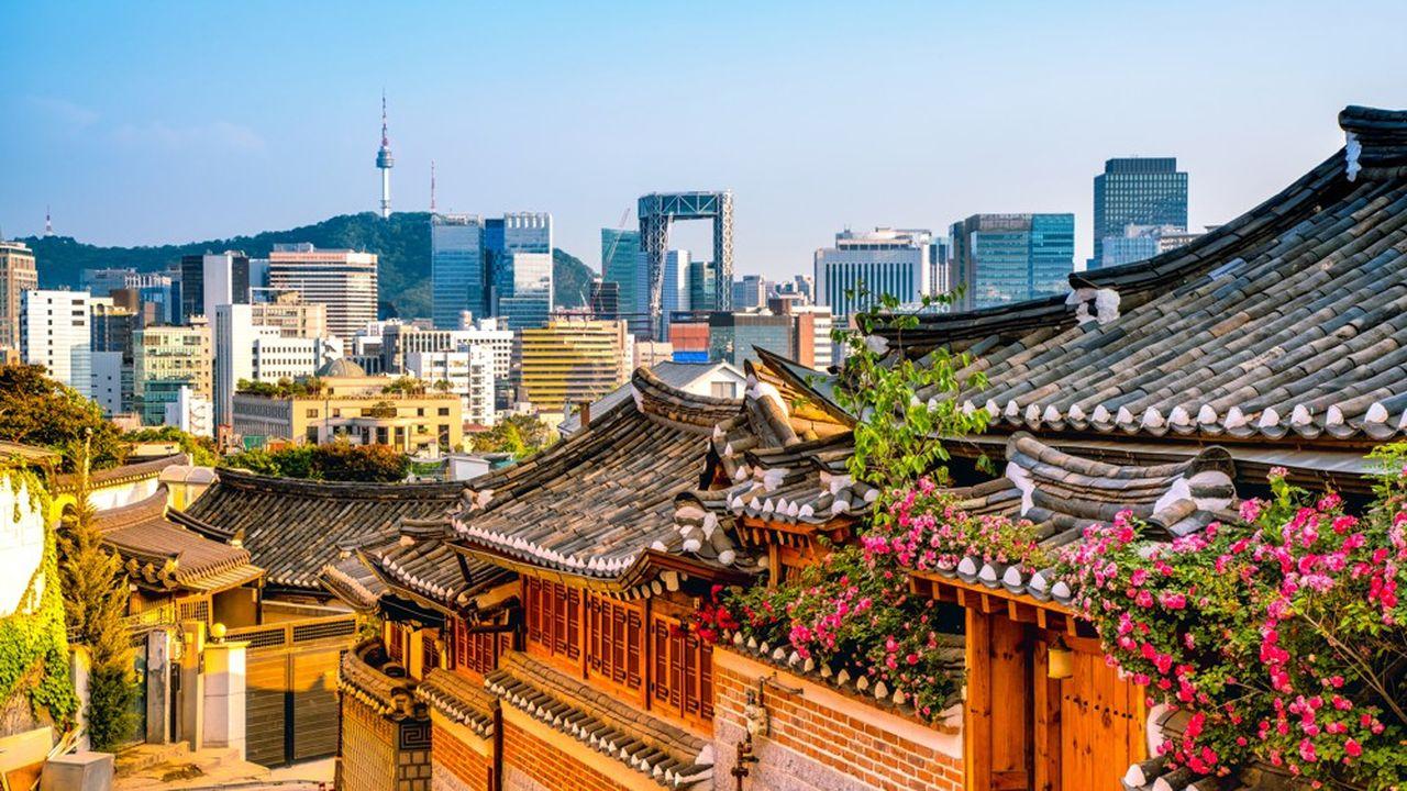 La capitale coréenne Séoul - dont le marché s'inscrit en hausse depuis plusieurs années - enregistre la progression la plus importante (+5,5 %) d'après l'index « World Cities Prime Residential » 2020 de Savills.