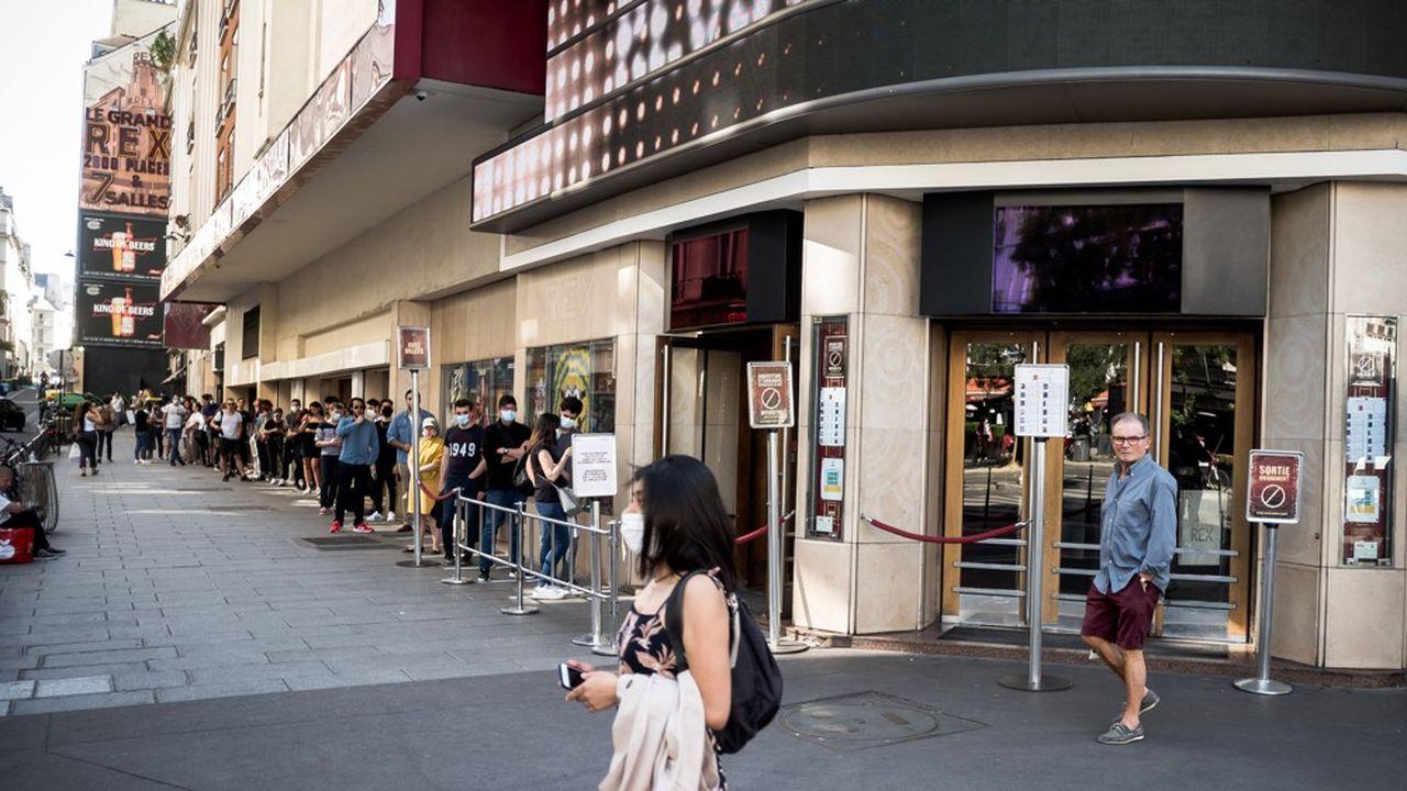 Les salles de cinémas ont connu un été difficile, enregistrant en moyenne 30% de la fréquentation habituelle.