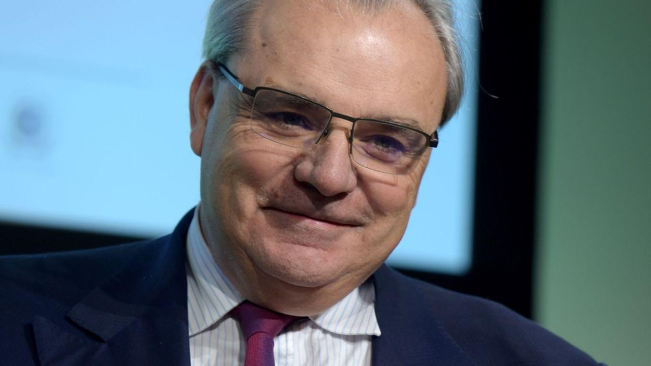 Jean-Louis Chaussade a été directeur général puis Président de Suez jusqu'en mai 2020