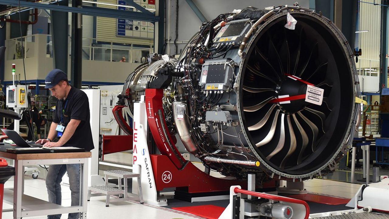 Safran Aircraft Engines est une filiale du groupe Safran.