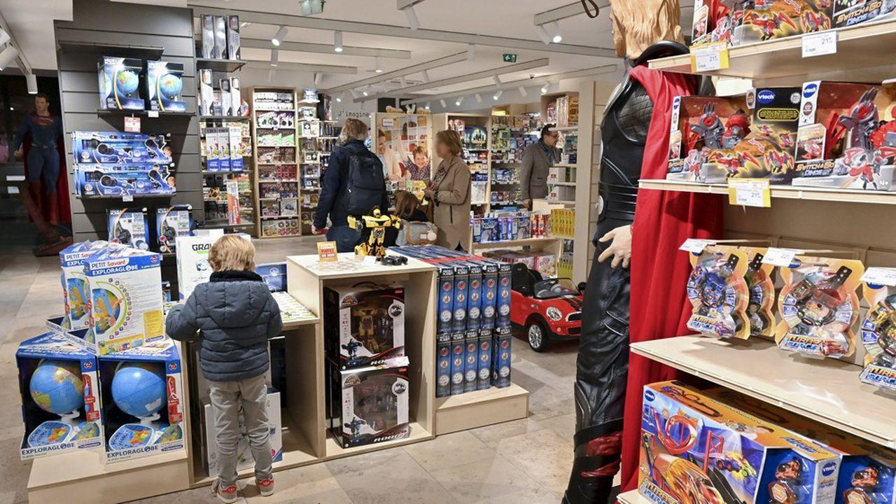 Le jouet enregistre une hausse de 15% de ses ventes depuis le déconfinement, avec un retour dans les magasins.