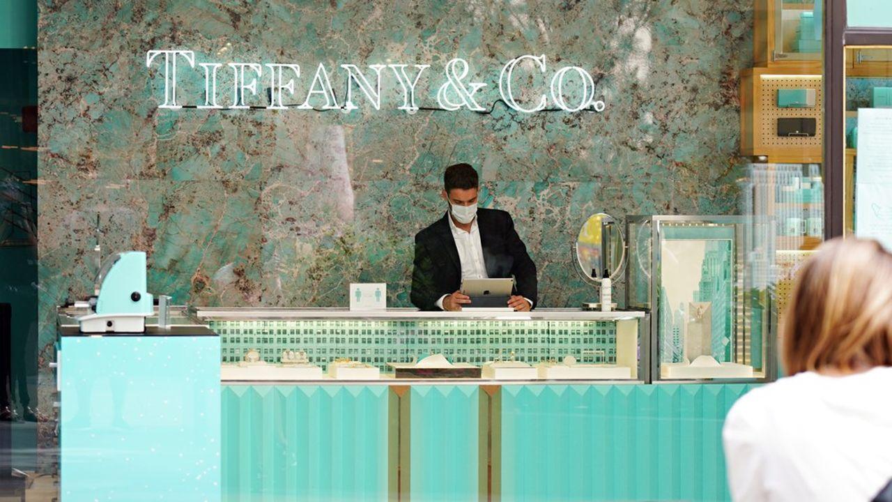 LVMH a décidé de renoncer à l'acquisition de Tiffany pour 14,7milliards de dollars annoncée il y a dix mois.