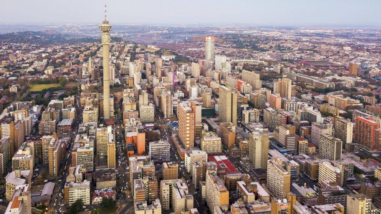 Afrique Du Sud Effondrement Spectaculaire De L Economie Au Deuxieme Trimestre Les Echos