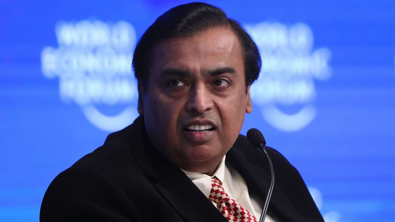 Mukesh Ambani, le patron visionnaire de Jio, s'est arrogé un tiers du marché des télécoms indien en moins de quatre ans.