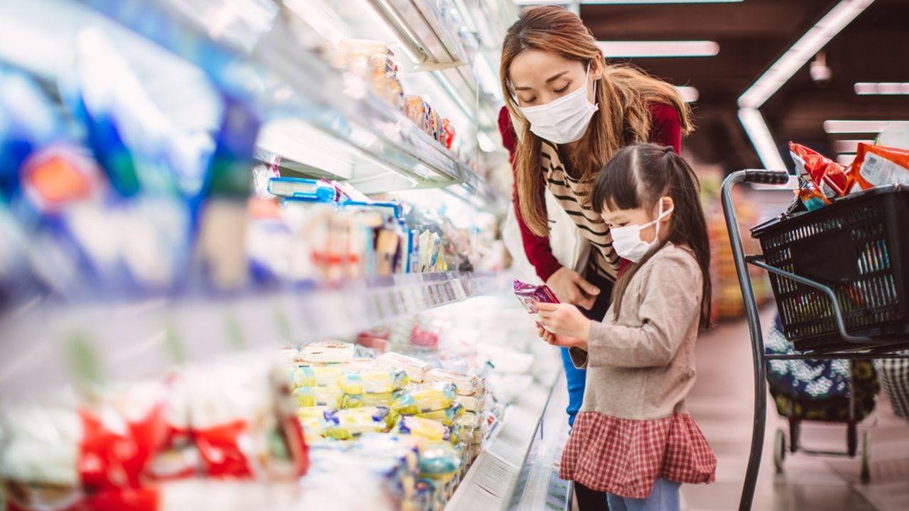 Six personnes sur dix estiment que la pandémie les a rendus plus attentifs à leur régime alimentaire.