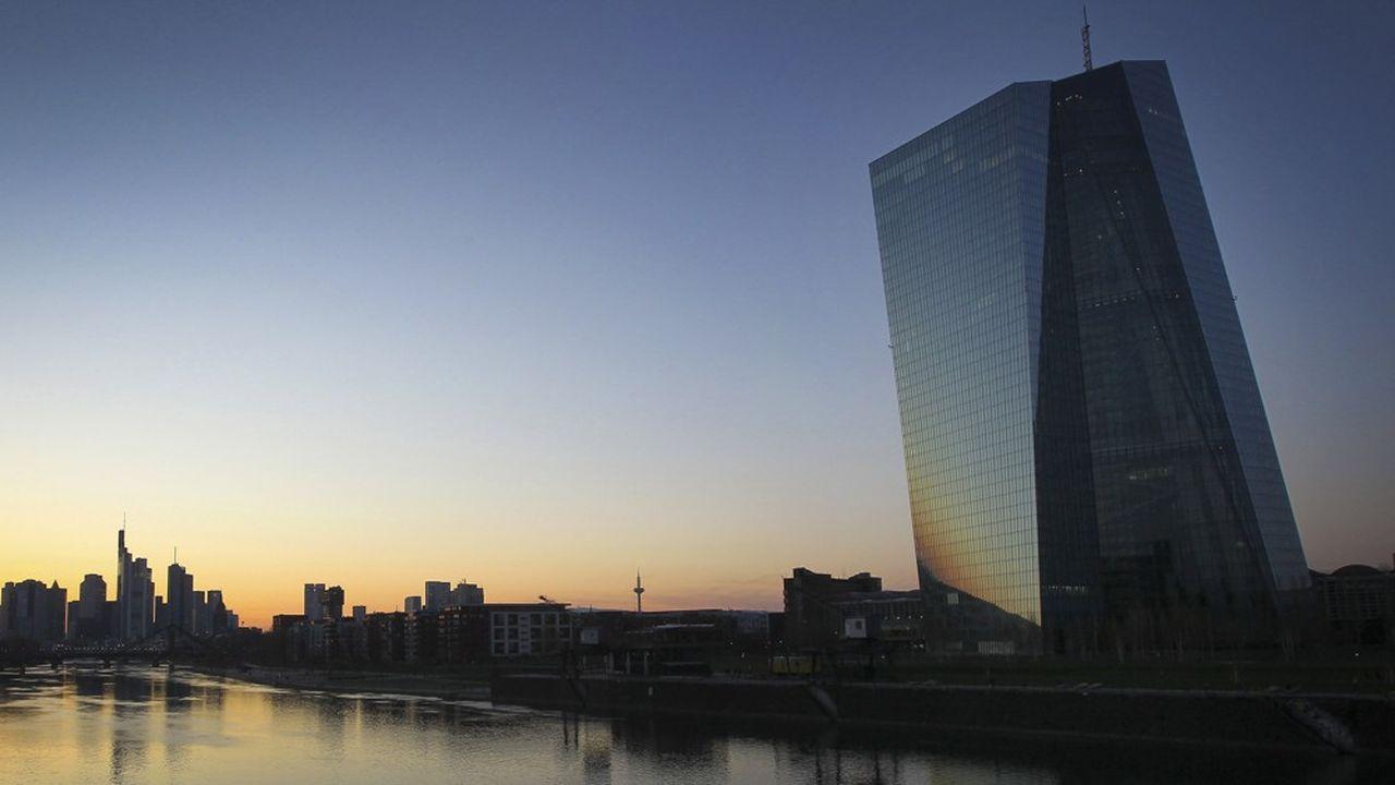 L'euro fort inquiète la BCE
