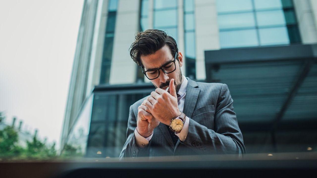 Dans le canton du Tessin, en Suisse, certains employés de l'Etat doivent badger pour aller en pause cigarette.