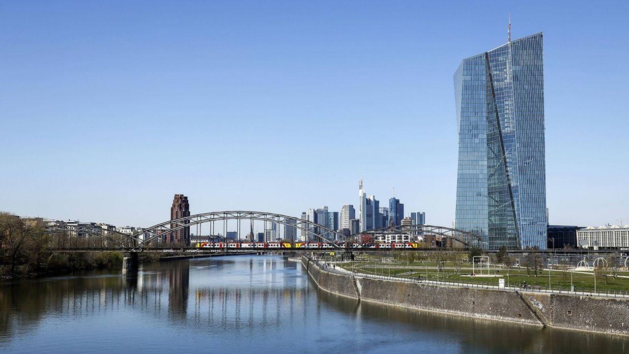 La conférence de presse de la présidente de la BCE, Christine Lagarde, sera suivie avec attention en cette période troublée.