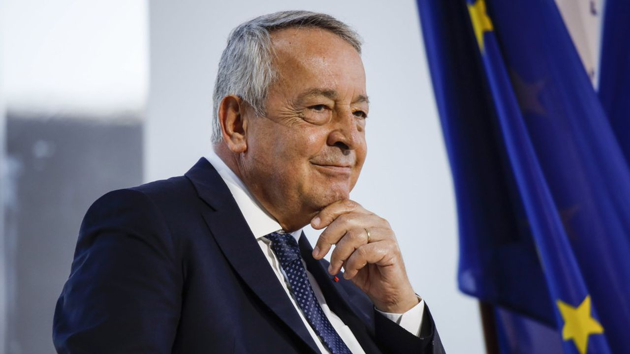 Antoine Frerot, PDG de Veolia Environnement