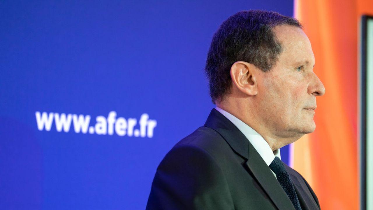 «L'Afer s'opposera à tout démantèlement», met en garde Gérard Bekerman, le président de l'Afer.