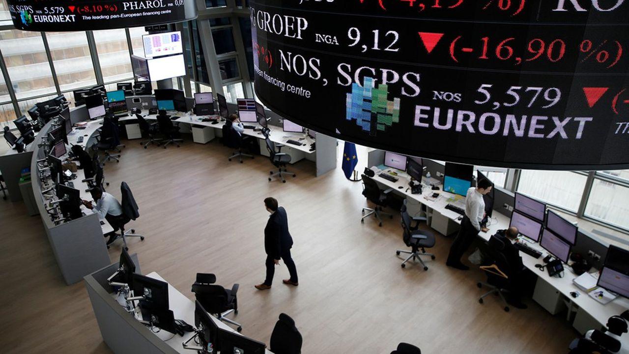 L'explosion de la volatilité et l'effondrement rapide des marchés en mars ont fourni un terrain de jeu propice aux gérants actifs.