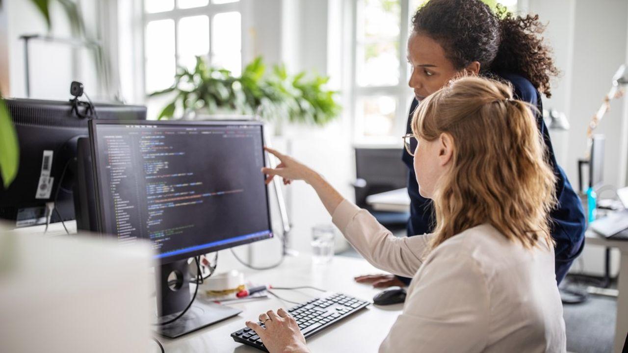Les missions de sous-traitance informatique généreront 33milliards de chiffre d'affaires en 2020, contre 37milliards en 2019.