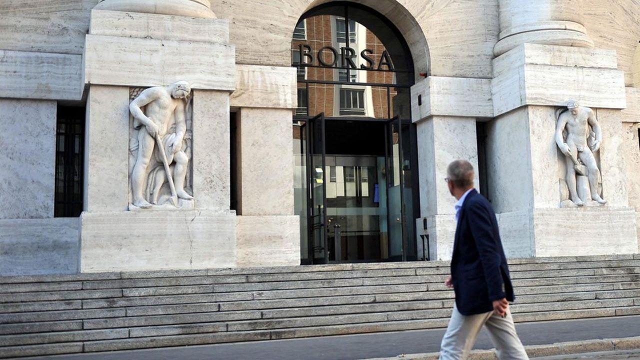 Rien n'est cependant acquis pour Euronext qui est loin d'être seul dans la course. Le MTS attise également l'appétit de Deutsche Börse, de SIX -l'opérateur de la Bourse suisse- ainsi que celui d'acteurs américains.