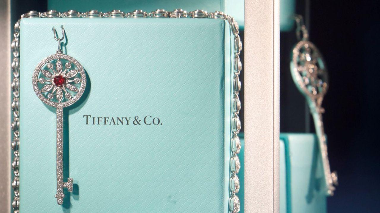LVMH : contre-attaque judiciaire à l'égard de Tiffany