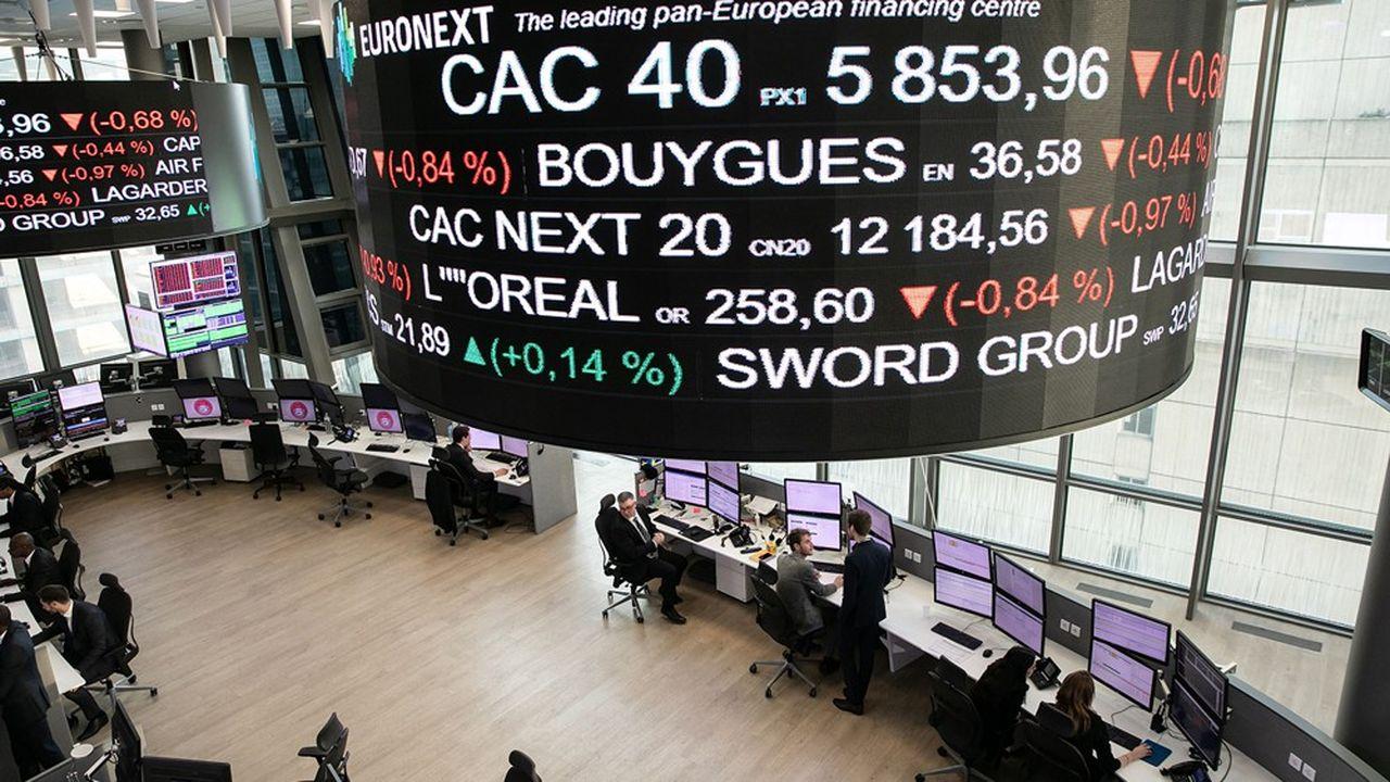 Le comité des indices d'Euronext se réunit tous les trimestres.