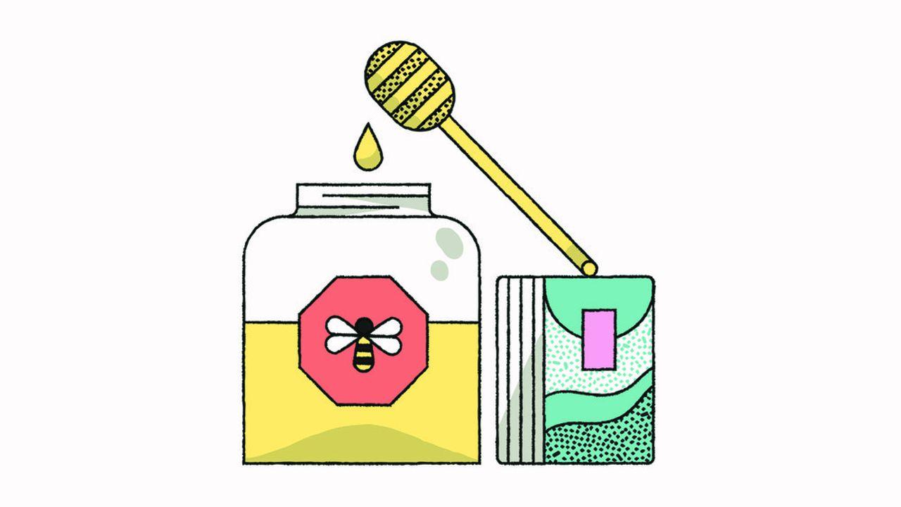 Le miel, un remède contre le rhume