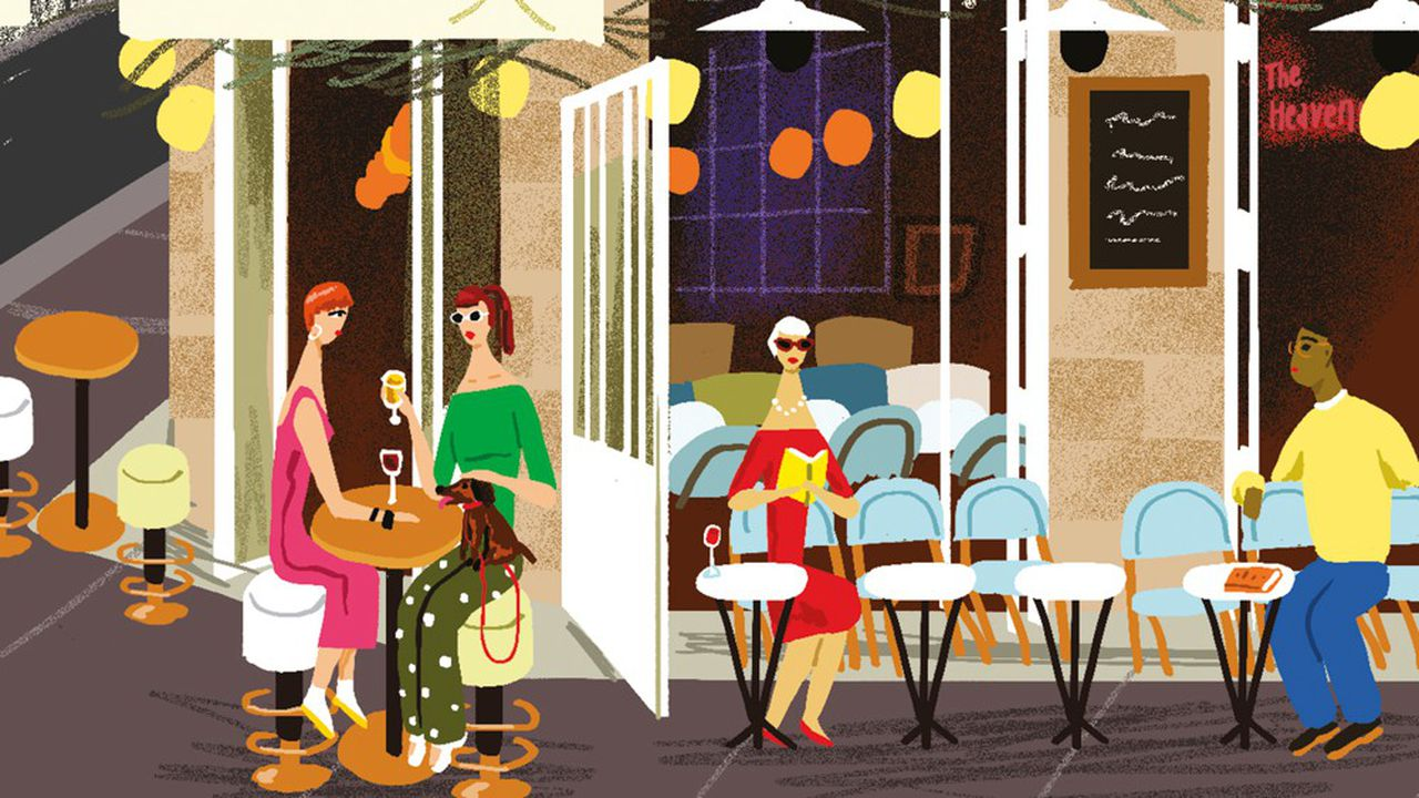Nos restaurants du week-end