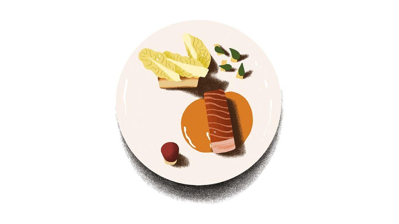 Restaurant : délices au bord du lac de Côme