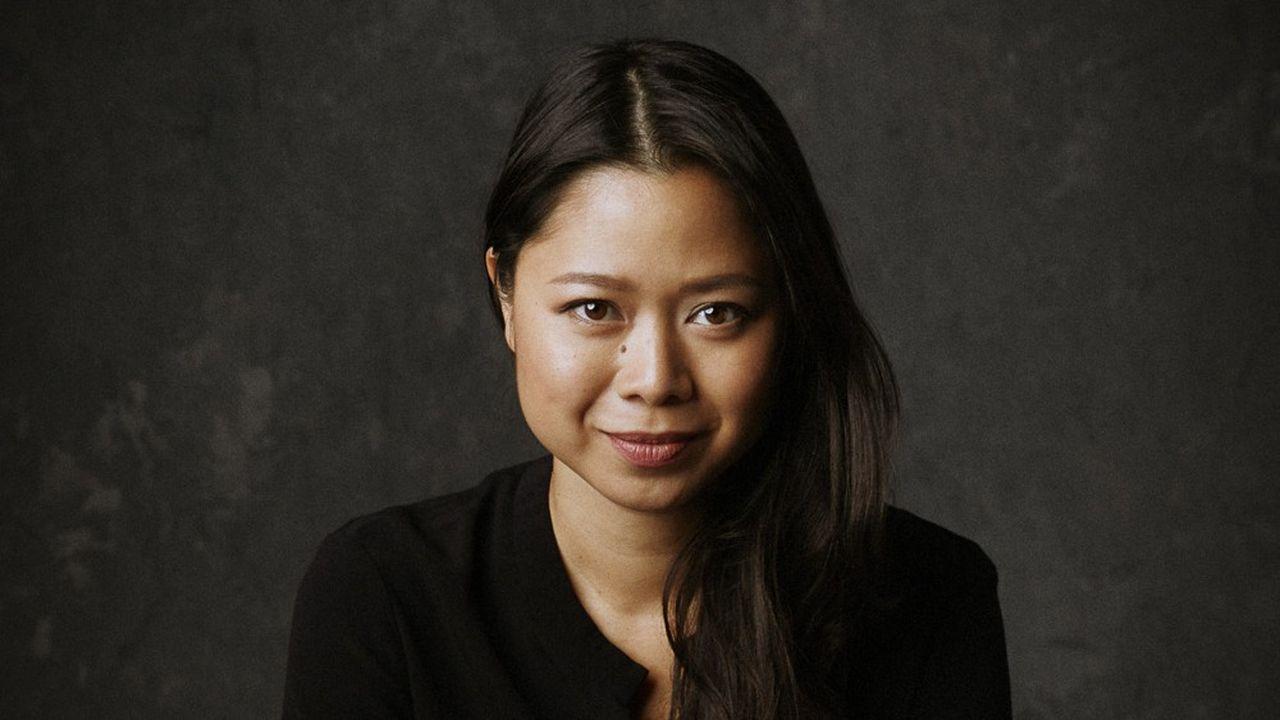 Kat Borlongan, directrice de la French Tech.