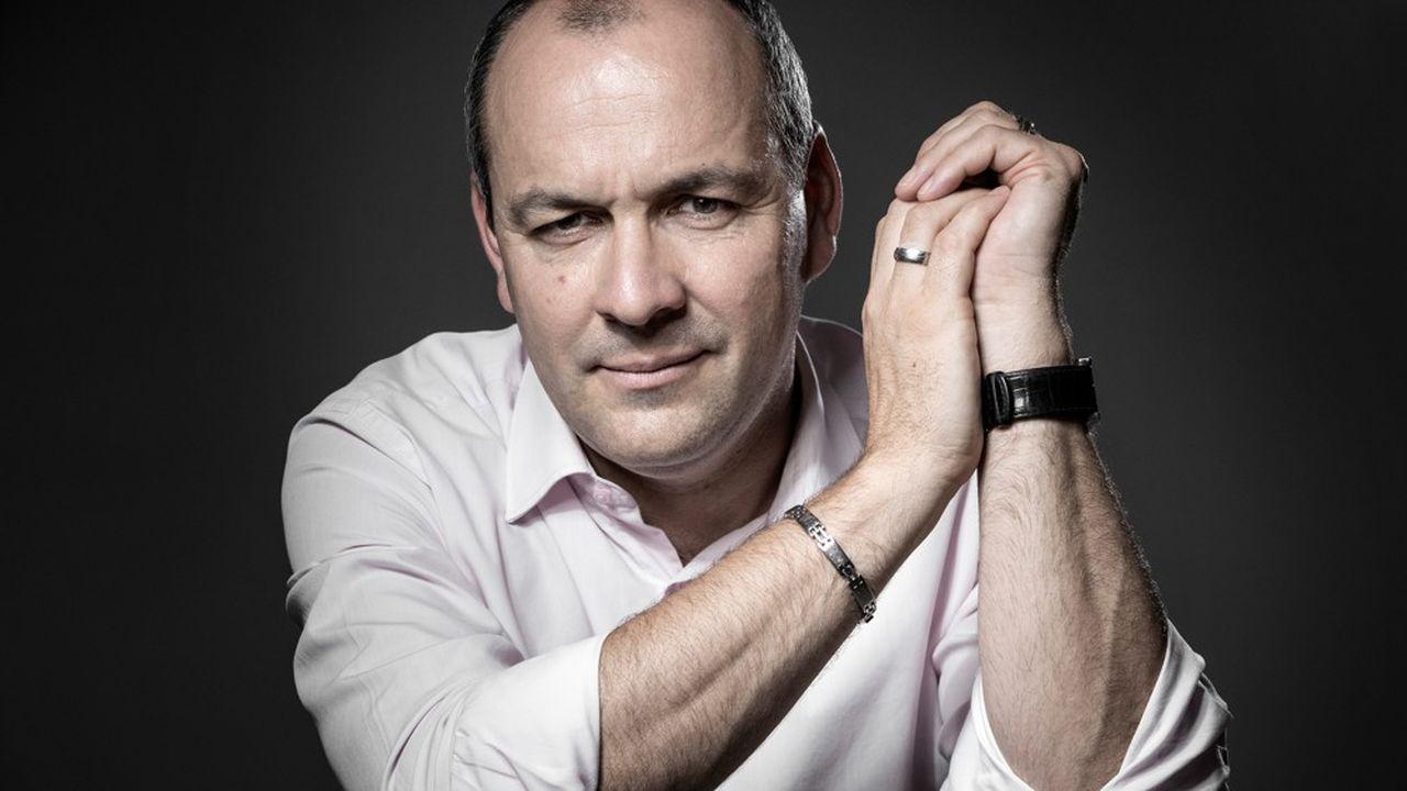 Laurent Berger est secrétaire général de la CFDT depuis 2012.