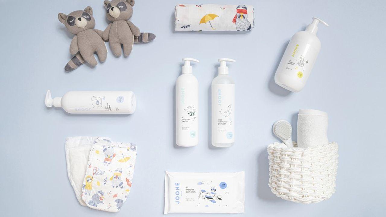 Joone a réalisé 20 millions d'euros de chiffre d'affaires cette année, notamment grâce à son incursion dans les produits pour les femmes.
