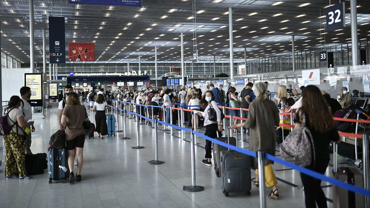 Pour réduire les émissions de gaz à effet de serre, la convention citoyenne préconise de renchérir fortement le transport aérien.