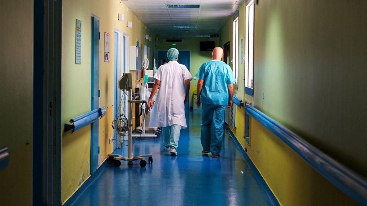 En Guadeloupe, le nombre de patients hospitalisés a été multiplié par plus de dix en moins d'un mois.