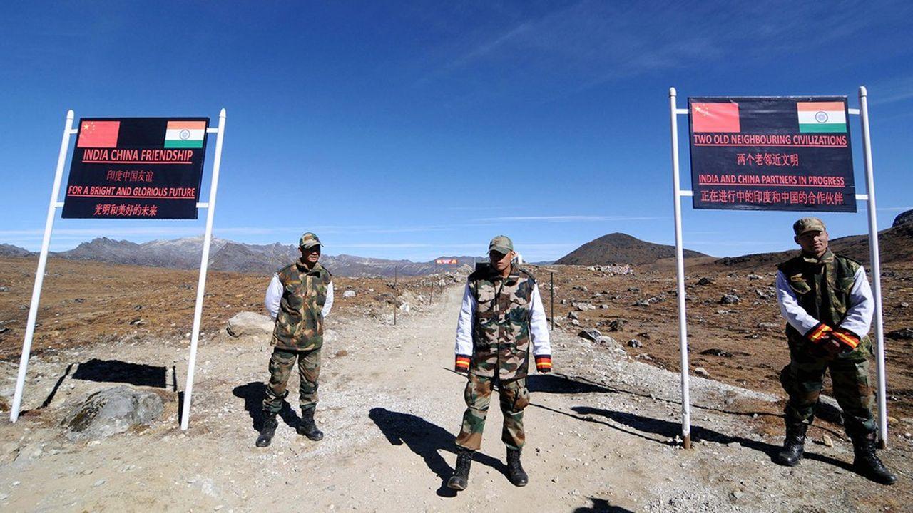 Un affrontement meurtrier a opposé soldats chinois et indiens dans l'Himalaya à la mi-juin.