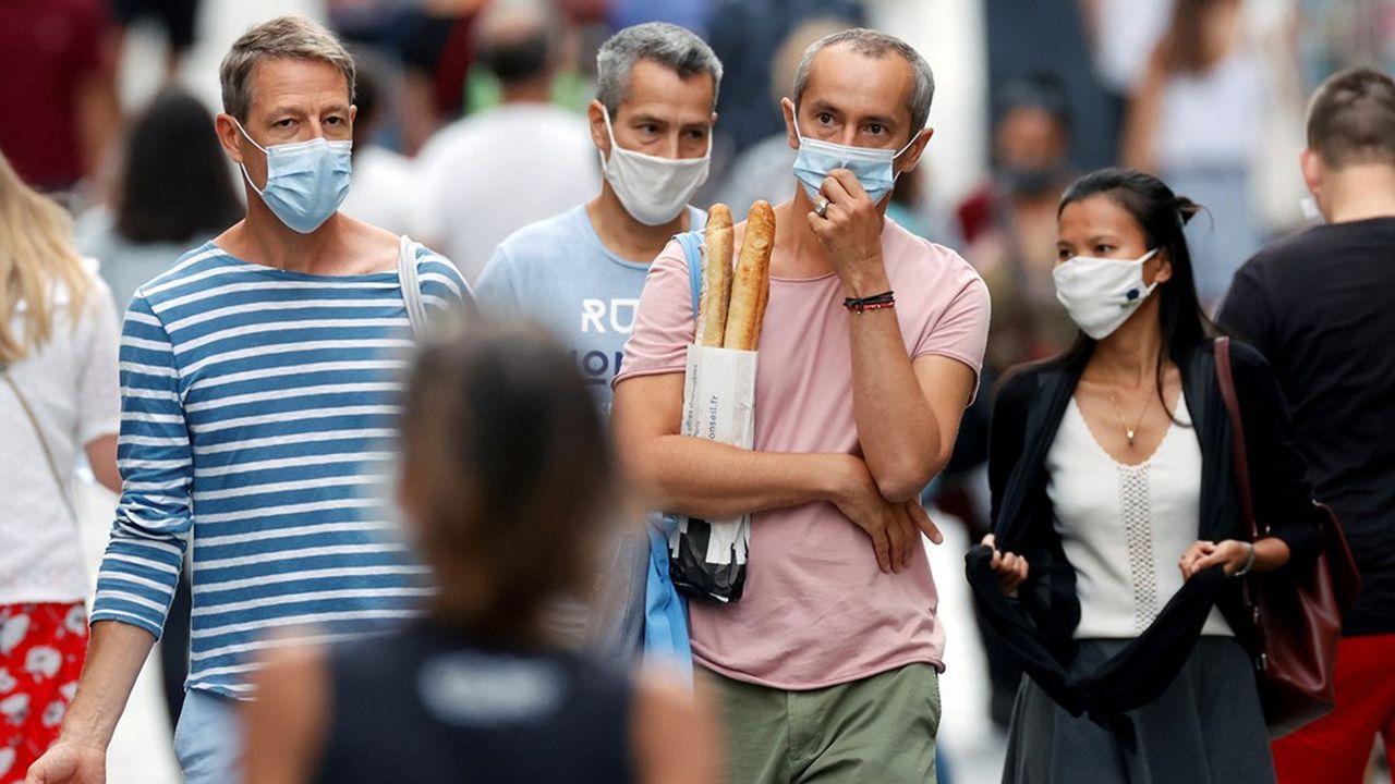 La France ne parvient pas à ce stade à endiguer l'épidémie de coronavirus.