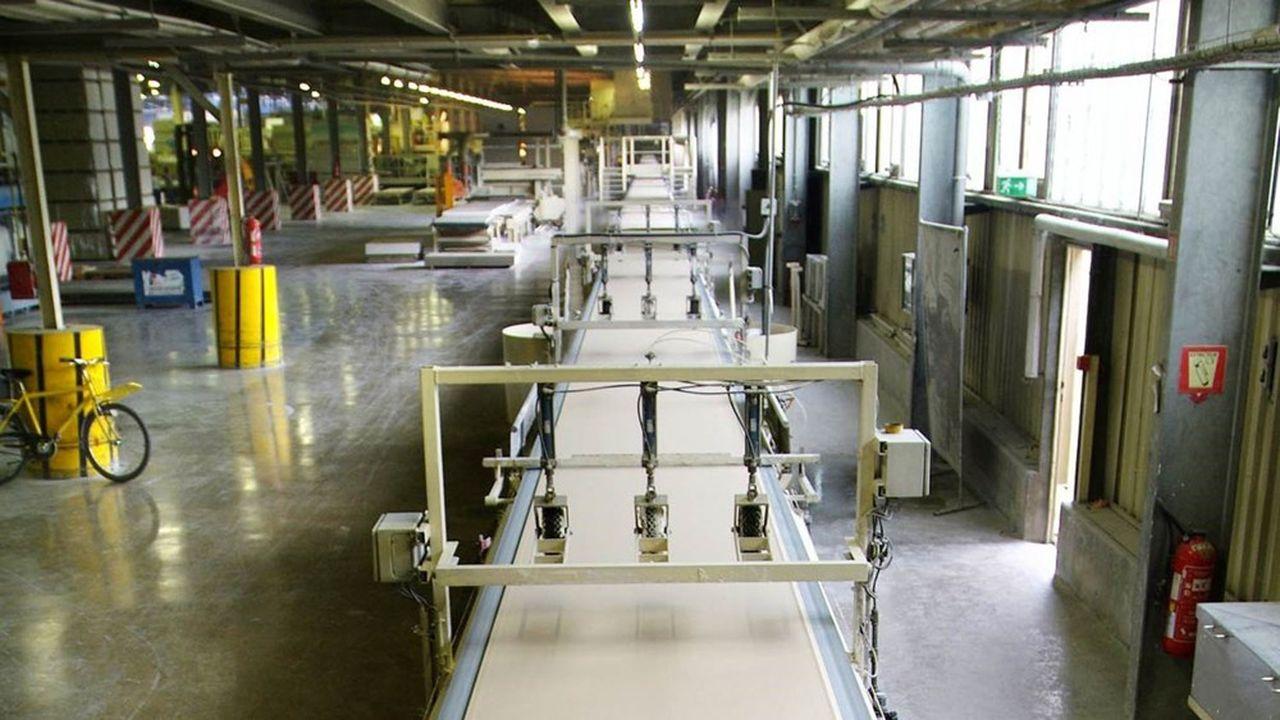L'installation permet au groupe d'approvisionner 1,5 % du marché européen, entre autres par barges, depuis le port de Fos.