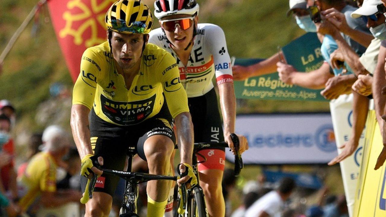 La mainmise de la Slovénie, le naufrage de Bernal — Tour de France