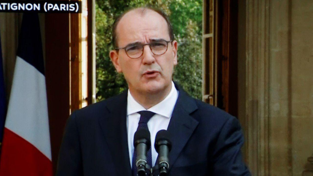 Le Premier ministre Jean Castex a annoncé une réduction de la période d'isolement.
