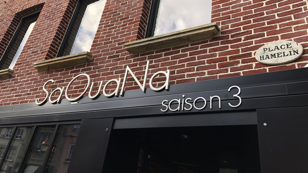 Depuis le 9septembre, le restaurant d'Alexandre Bourdas à Honfleur est ouvert toute la journée, du croissant du matin aux sushis à emporter le soir.
