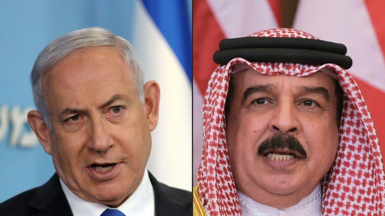 Cet accord s'ajoute à la paix historique avec les Emirats arabes unis.