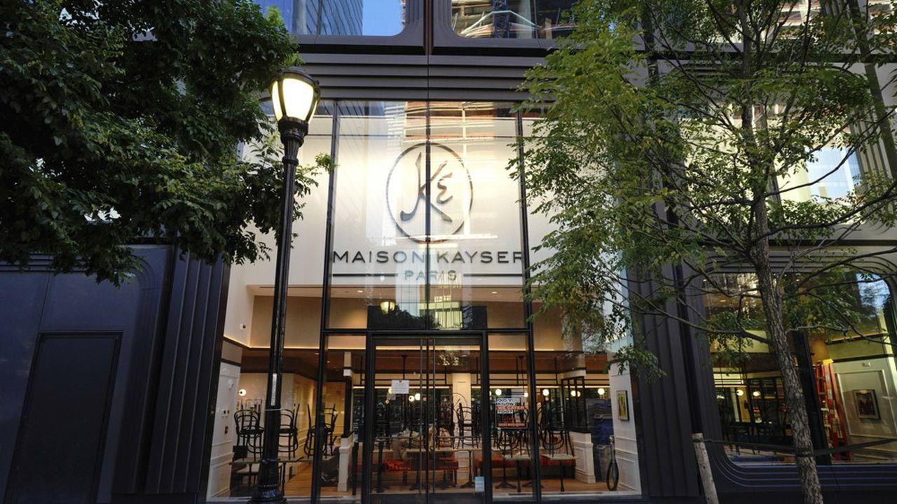 Si les boulangeries actuelles à New York étaient effectivement transformées, le fondateur Eric Kayser prévoit d'en ouvrir d'autres.