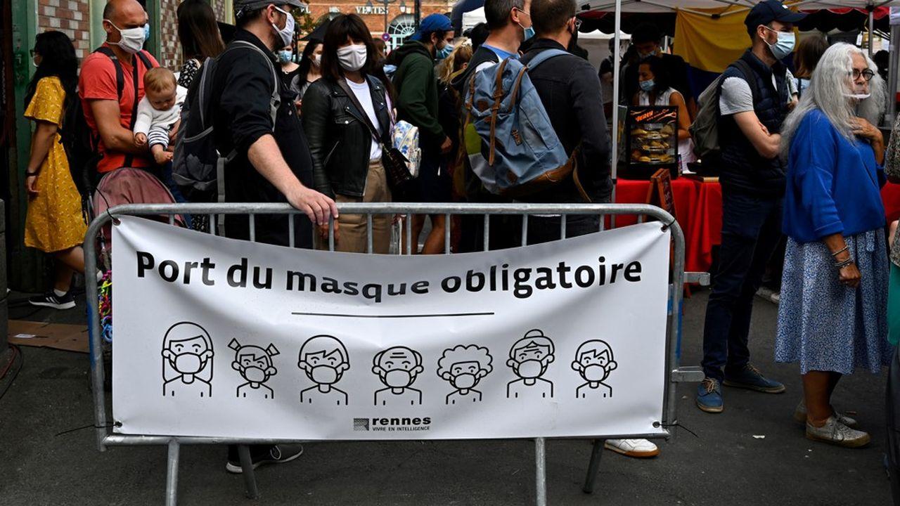 L'épidémie continue de gagner du terrain — Coronavirus en France