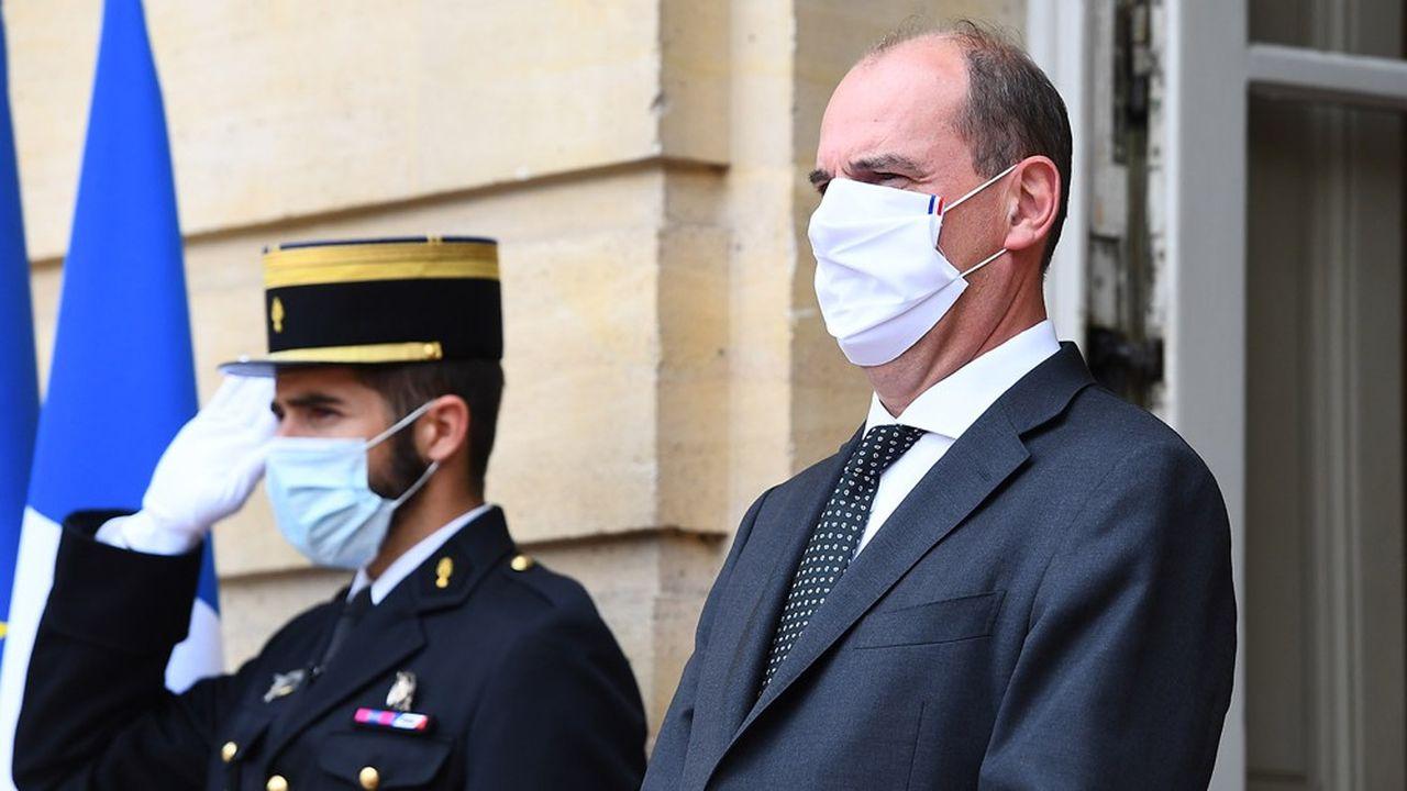 Le Premier ministre Jean Castex a laissé aux préfets le soin de déclencher des mesures supplémentaires pour lutter contre la propagation de l'épidémie.