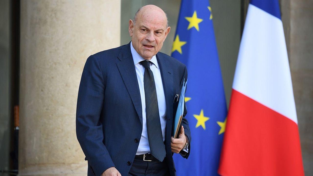 L'ancien secrétaire d'Etat Jean-Marie Le Guen succède à Jean-Louis Borloo chez Huawei France
