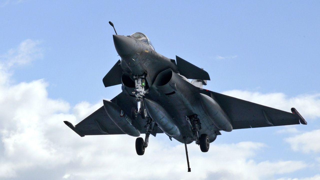 Pour la première fois depuis son introduction dans les forces françaises, le Rafale est engagé dans plusieurs compétitions européennes.