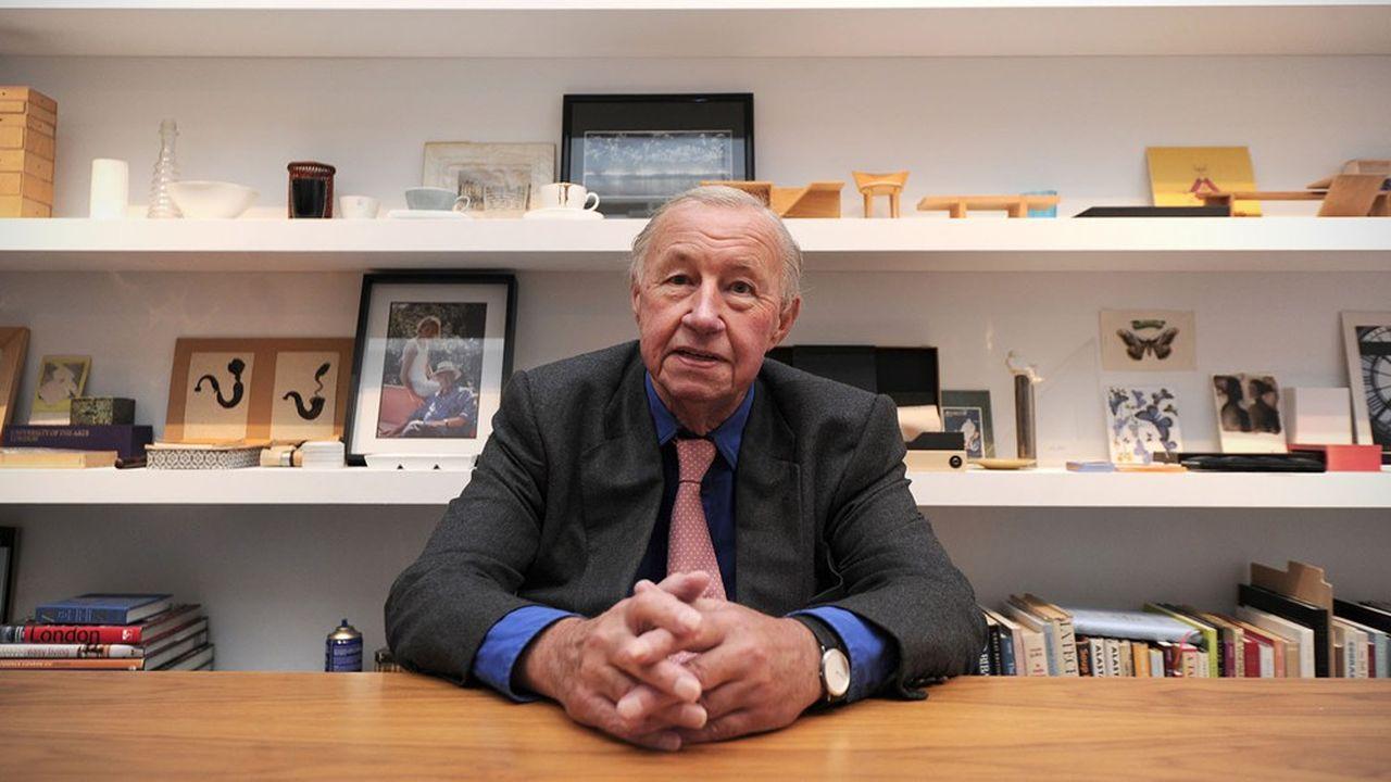 Terence Conran en 2011