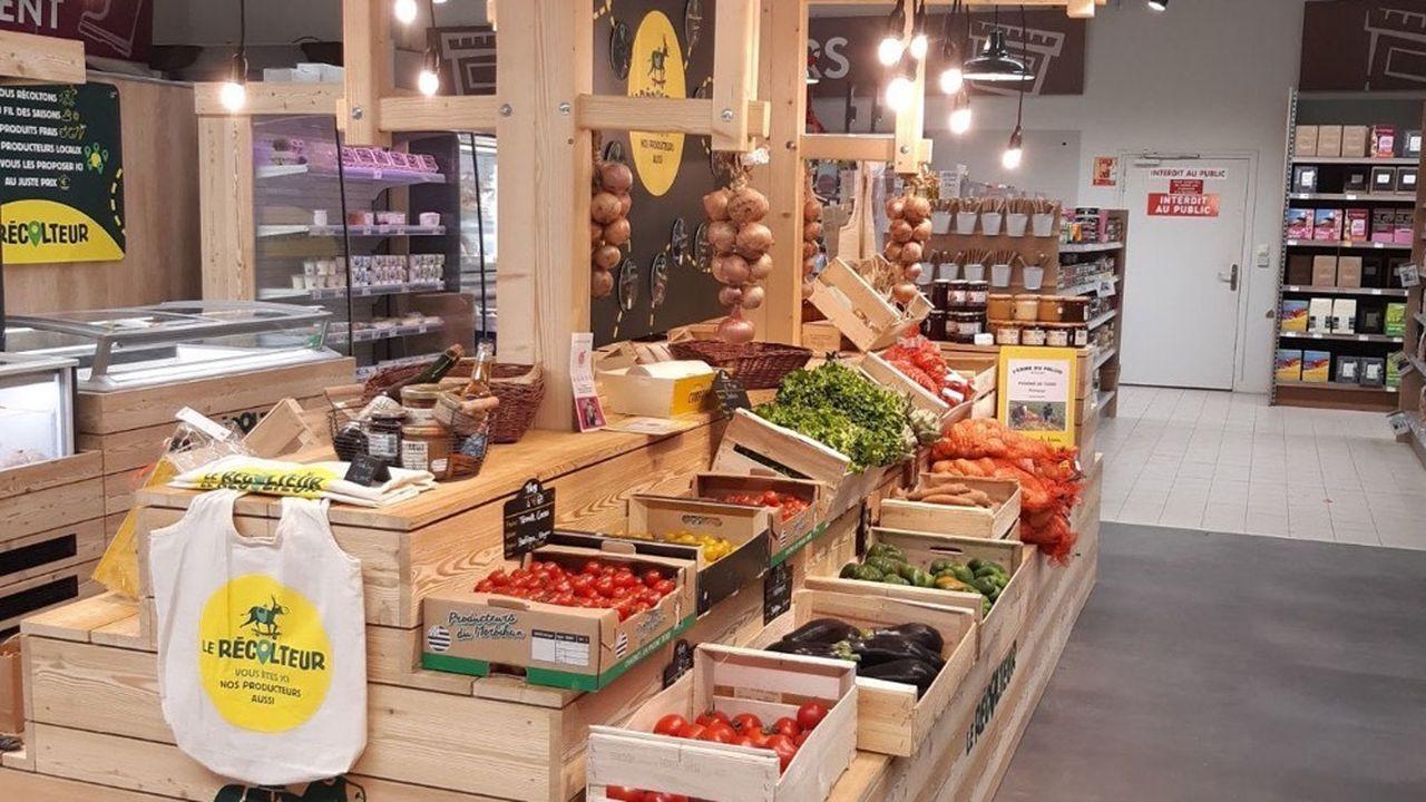 Si les quatre premiers kiosques « Récolteur » sont un succès, Eureden en implantera dans son réseau de jardineries.