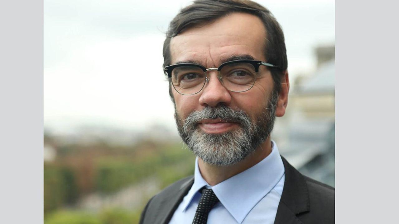 Pascal Neuville, directeur général de Domain Therapeutics.
