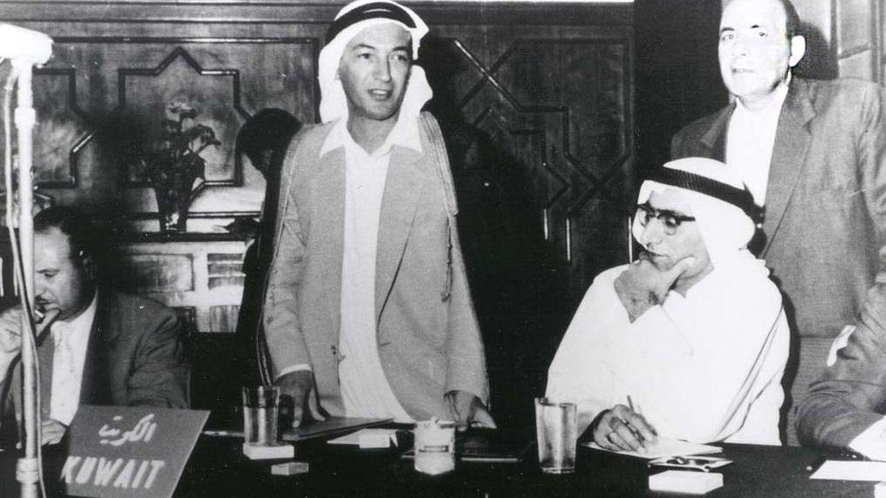 Le 14 Septembre 1960, réunis à Bagdad, l'Arabie Saoudite, le Venezuela, le Koweit, l'Iran et l'Irak créent l'Organisation des pays exportateurs de pétrole (OPEP).