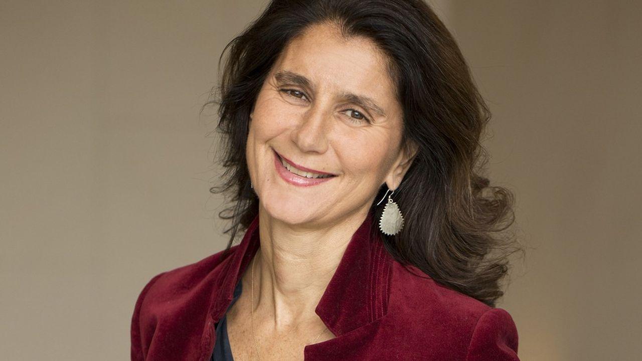 Rafaèle Tordjman, présidente et fondatrice de Jeito Capital.