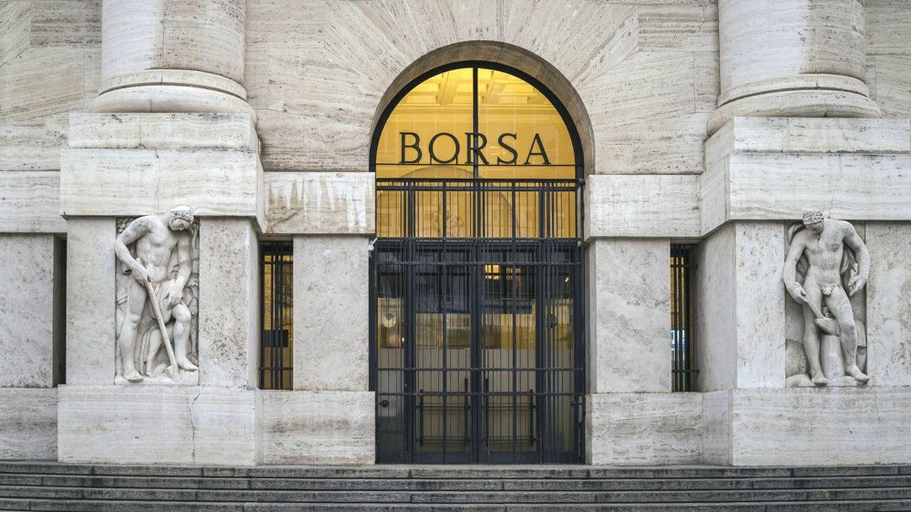 La Bourse de Milan et sa plateforme de trading obligataire MTS sont très convoitées.