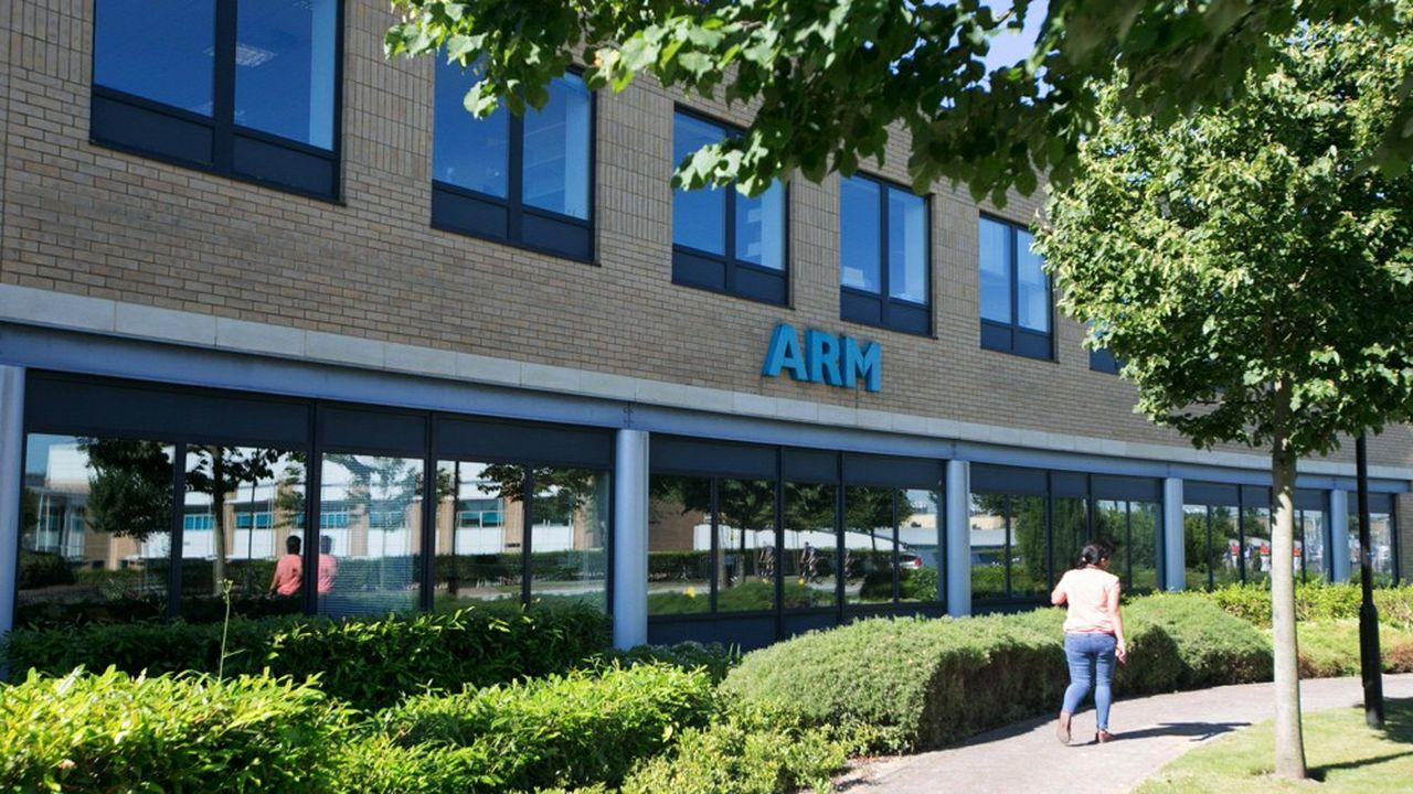 ARM va passer sous pavillon américain (Nvidia), après quatre ans sous pavillon japonais (Softbank).
