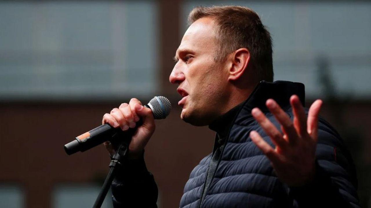 Alexei Navalny était venu faire campagne à Novosibirsk et Tomsk.
