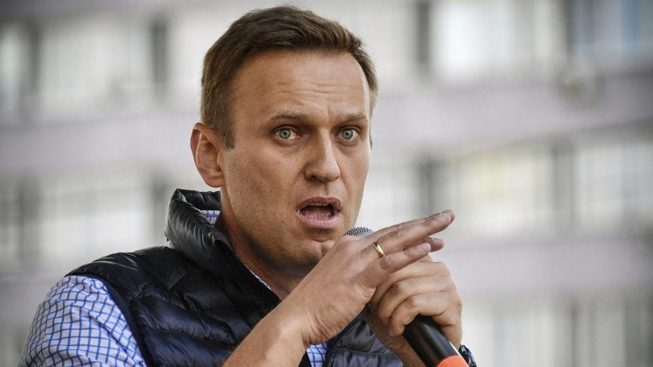 Alexeï Navalny a fait savoir mercredi que son état de santé s'améliorait.