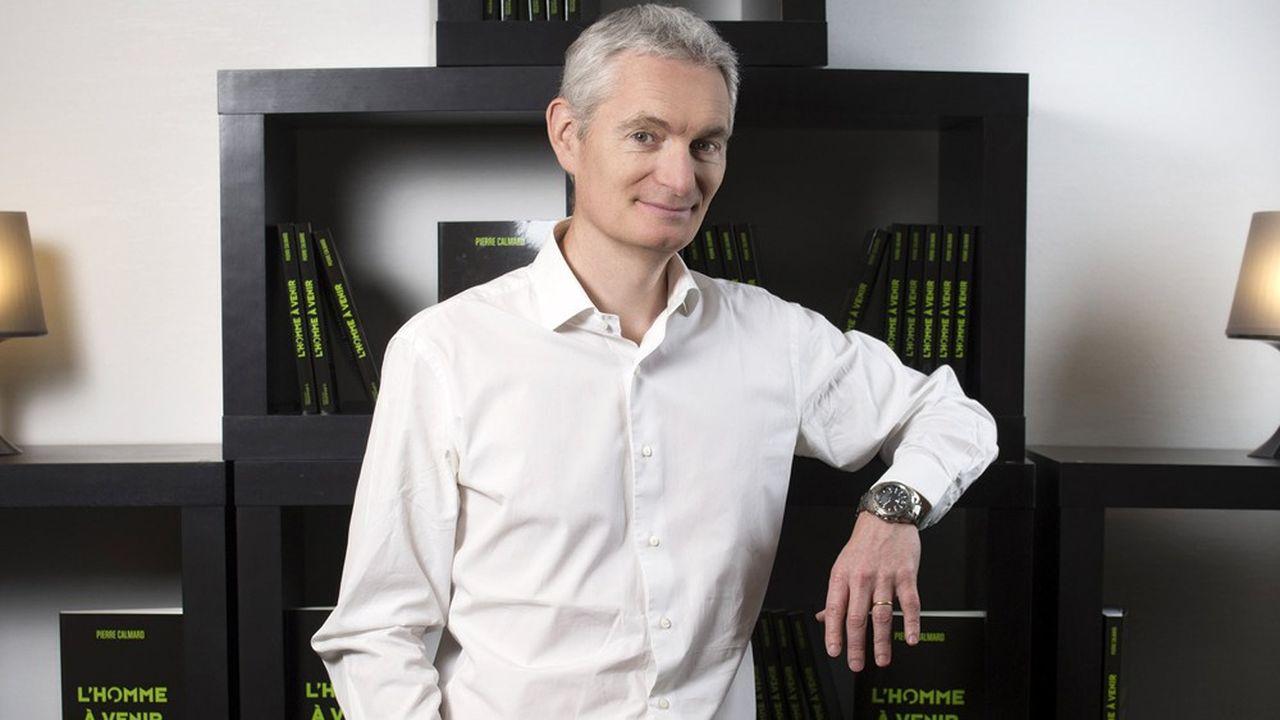 Pierre Calmard, le nouveau dirigeant de Dentsu France, veut «booster» le pôle création publicitaire, en prenant en compte la publiphobie ambiante.