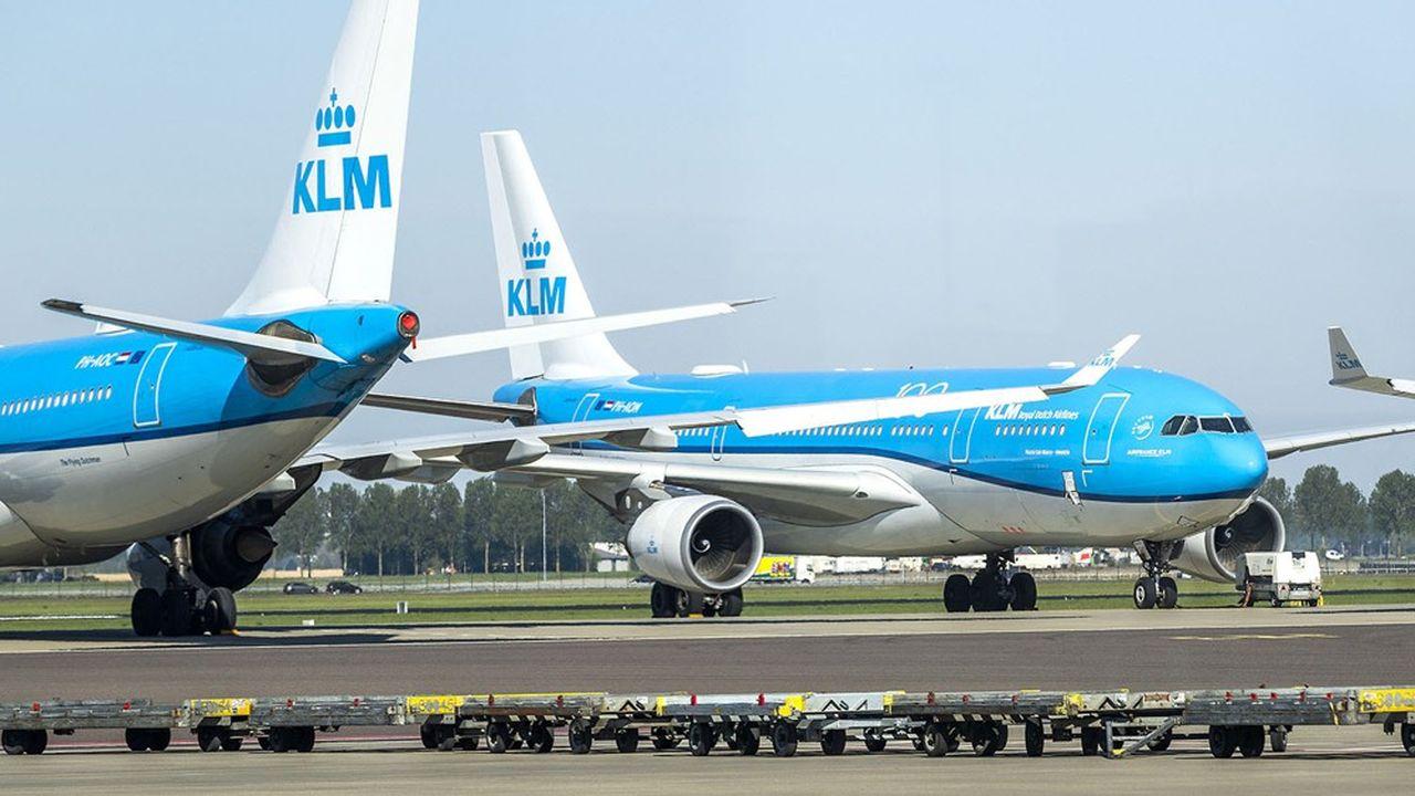L'avenir de KLM est en passe de devenir un enjeu des élections générales aux Pays-Bas.